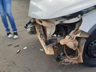 PM procura motorista que provocou acidente na Av. Brasil e fugiu sem prestar socorro | Patos Agora - A notícia no seu tempo - https://patosagora.net