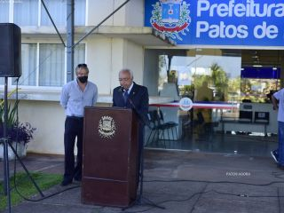 Dia 07 de setembro é comemorado com hasteamento da bandeira  | Patos Agora - A notícia no seu tempo - https://patosagora.net