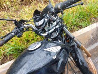 Motociclista fica ferido na rodovia MGC 354 após perder controle do veículo devido ao tempo chuvoso | Patos Agora - A notícia no seu tempo - https://patosagora.net