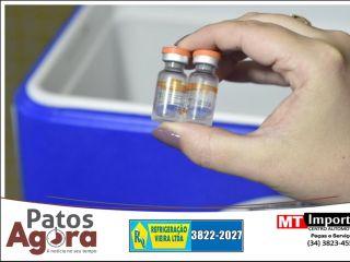 Duas técnicas de enfermagem serão as primeiras imunizadas em Patos de Minas   Patos Agora - A notícia no seu tempo - https://patosagora.net