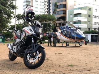 Operação 10ª RPM Contra o Crime consegue resultados expressivos   Patos Agora - A notícia no seu tempo - https://patosagora.net