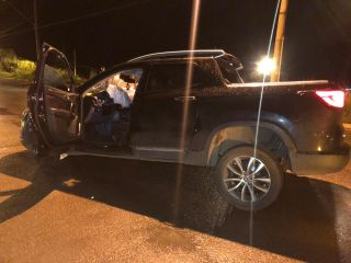 Condutora foge de local de acidente após atingir poste na Avenida Marabá | Patos Agora - A notícia no seu tempo - https://patosagora.net