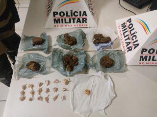 Operação em Presidente Olegário resulta em drogas apreendidas   Patos Agora - A notícia no seu tempo - https://patosagora.net