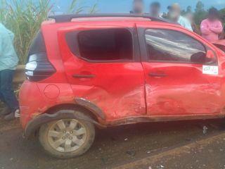 Acidente entre caminhão e dois carros deixa três pessoas feridas na BR 354   Patos Agora - A notícia no seu tempo - https://patosagora.net