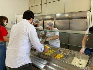 Prefeitura apresenta adequações no Restaurante Popular | Patos Agora - A notícia no seu tempo - https://patosagora.net