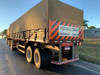 Condutor colide na traseira de Bitrem na BR-365 em Patos de Minas | Patos Agora - A notícia no seu tempo - https://patosagora.net