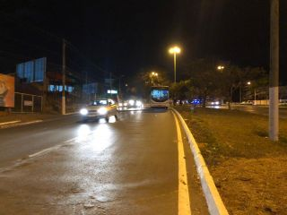 Dois acidentes são registrado no mesmo local na Avenida Juscelino Kubitscheck | Patos Agora - A notícia no seu tempo - https://patosagora.net