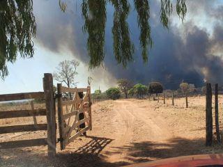 Bombeiros encerram operação Arinos no Noroeste de Minas Gerais | Patos Agora - A notícia no seu tempo - https://patosagora.net