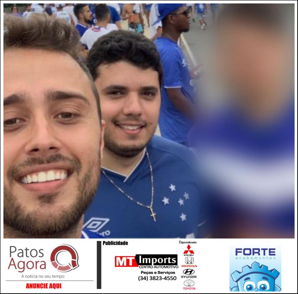 Dois jovens de Patos de Minas morrem em colisão entre veículos na BR-354