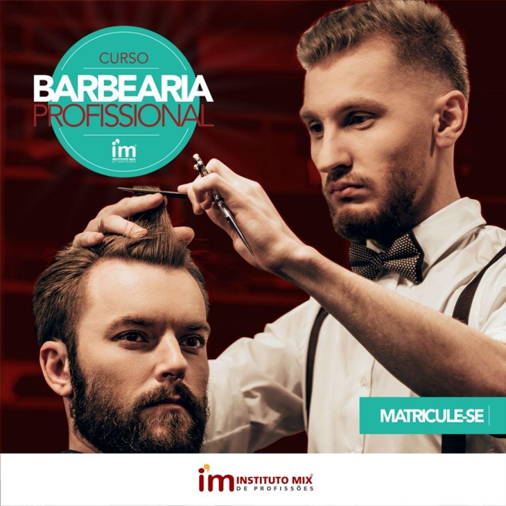 Instituto Mix  de Profissões tem ultimas vagas para cursos de Barbeiro, Eletricista predial e Residencial e Alongamento de Unha