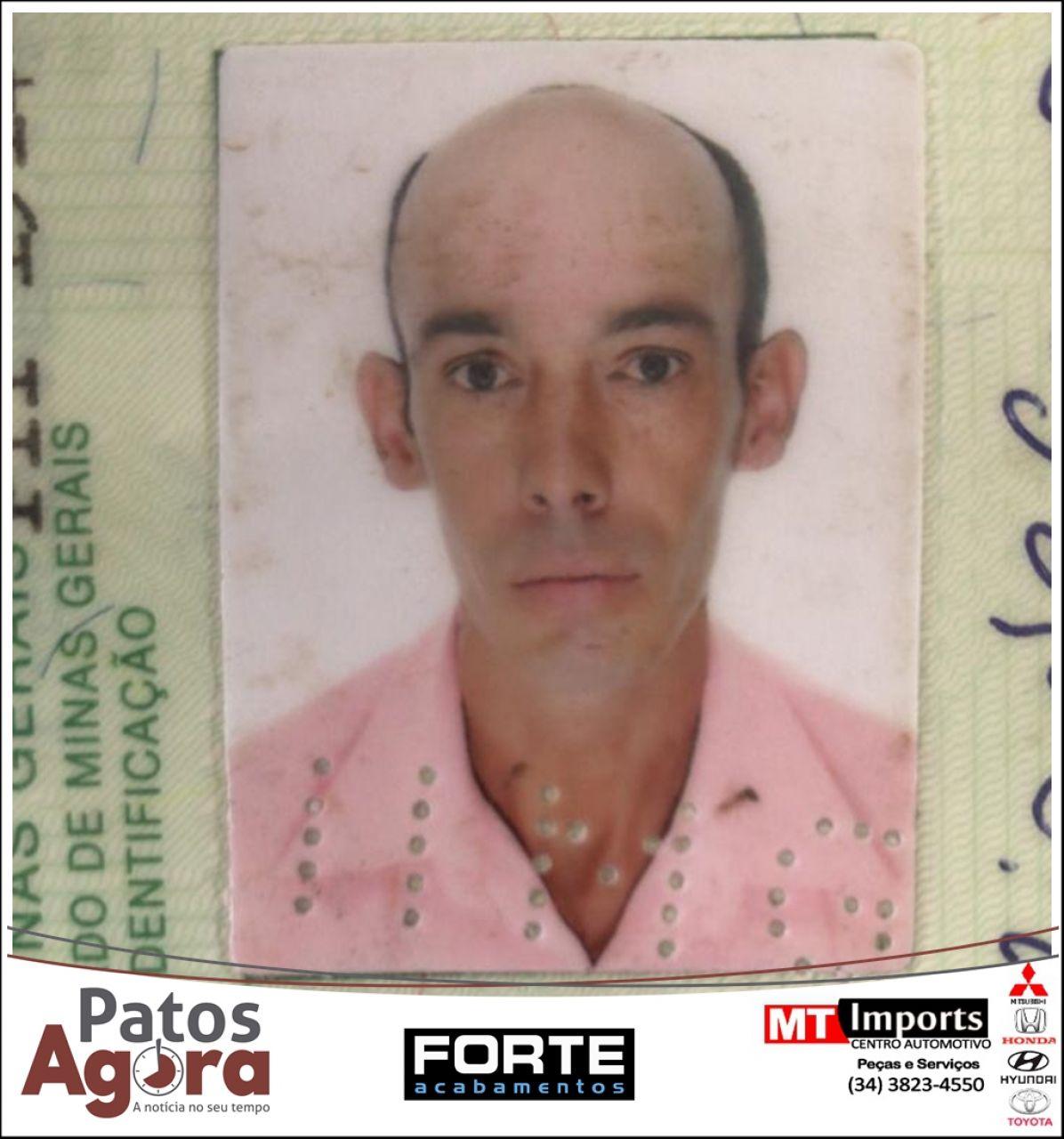 Homem de 43 anos morre após tentar separar briga entre irmãos em Carmo do Paranaíba
