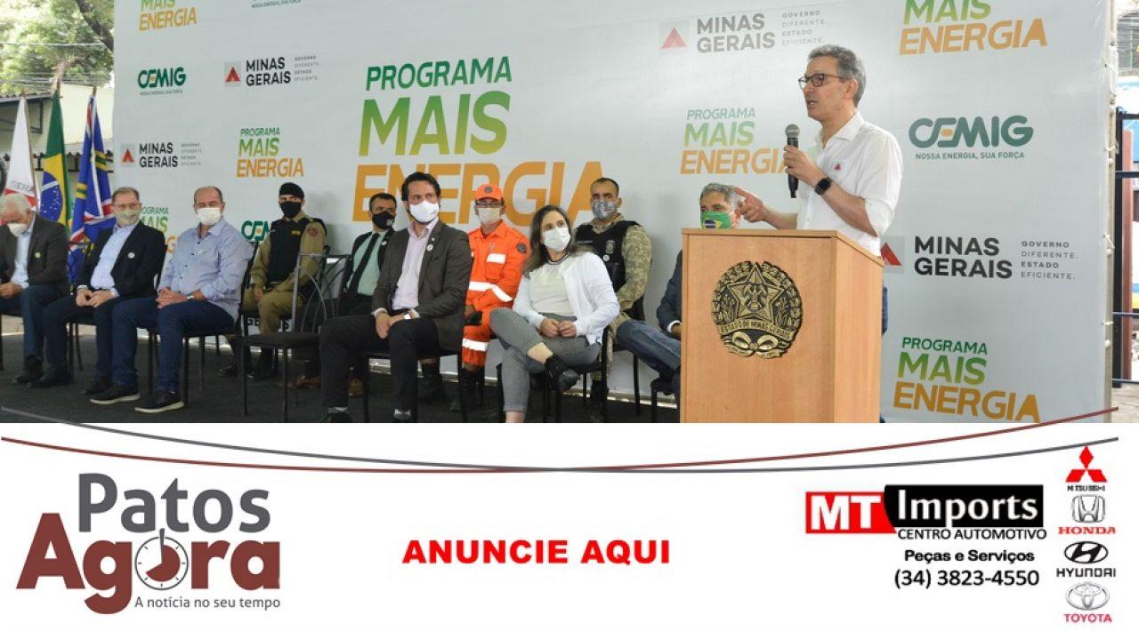 Mais Energia: Cemig e Governo de Minas investem R$ 5 bi na construção de 200 novas subestações