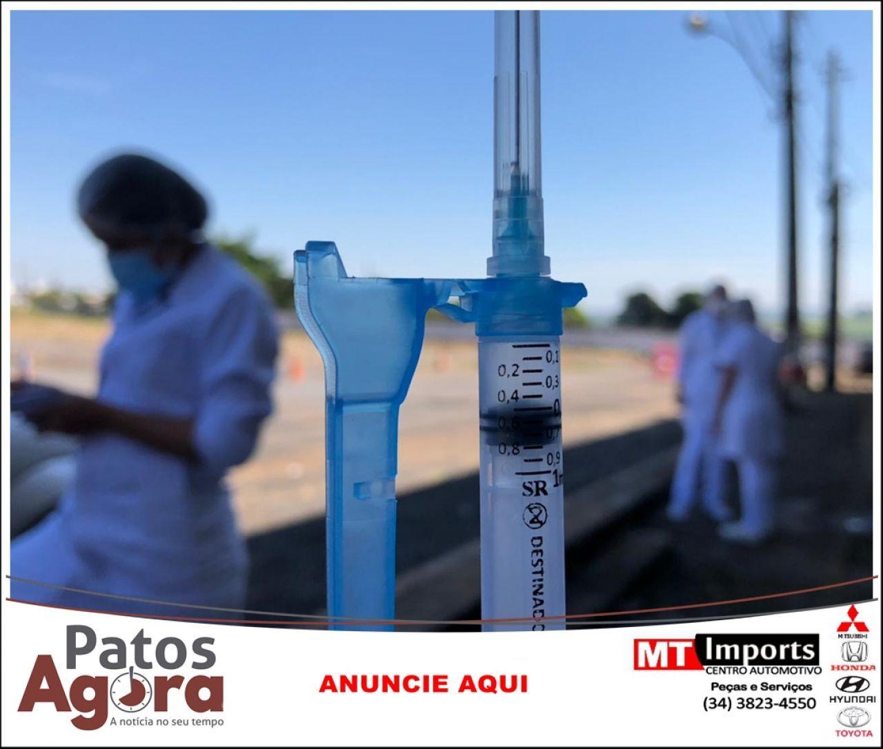 Covid-19: Saúde anuncia chamada para faltosos da segunda dose de CoronaVac