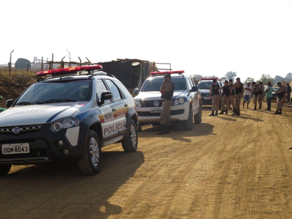 Invasão em terreno em Guarda dos Ferreiros segue gerando impasses entre envolvidos
