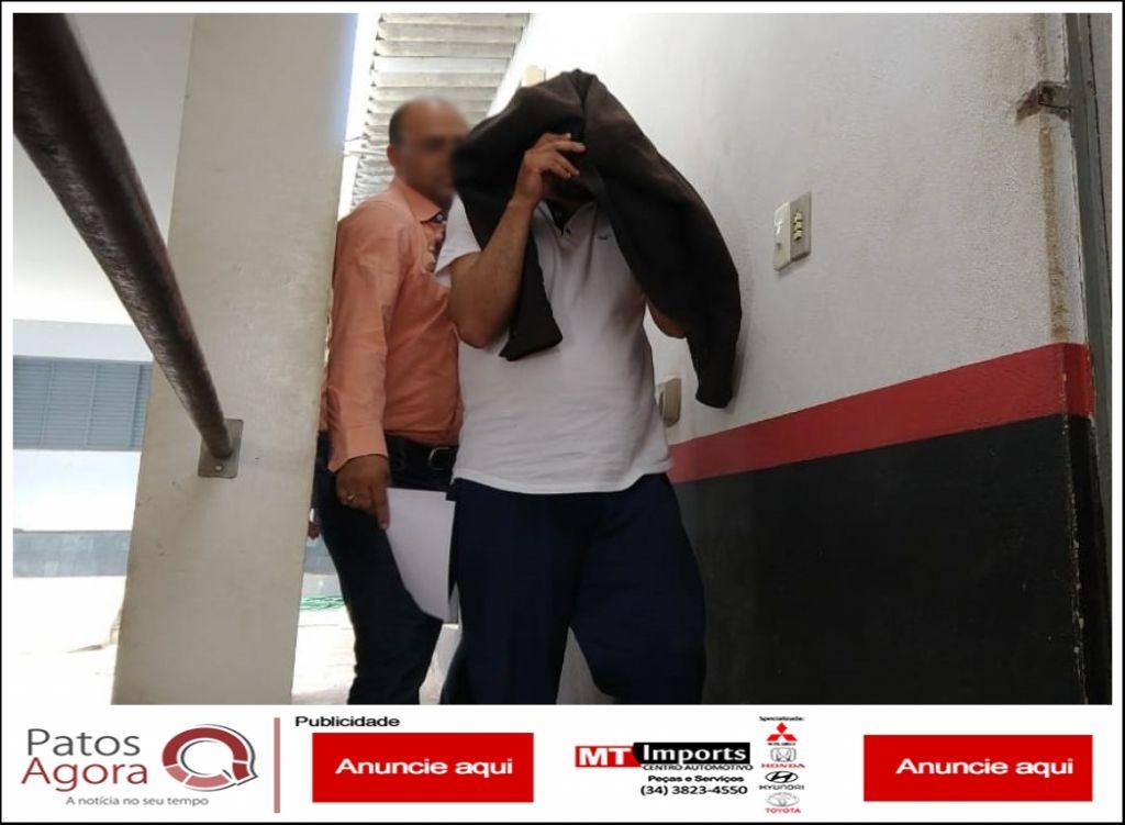 Mulher pega carona após festa de confraternização e homem é preso suspeito de estrupro