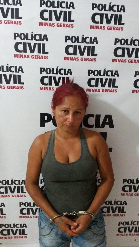 PC de São Gotardo prende mulher acusada de tráfico de drogas
