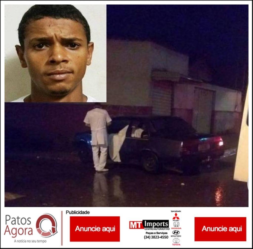 Silvestre Stalonny é assassinado na Avenida Estados Unidos, em Serra do Salitre