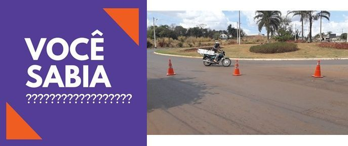 VOCÊ SABIA: Passar entre os cones da polícia gera suspensão da CNH: Leia e entenda