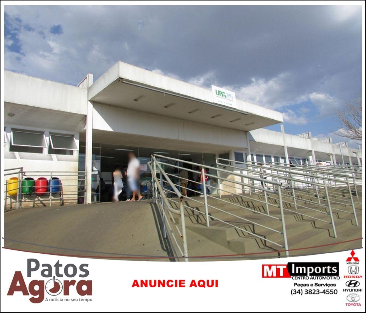 Prefeitura de Patos de Minas divulga nota após adolescente de 14 anos falecer na UPA