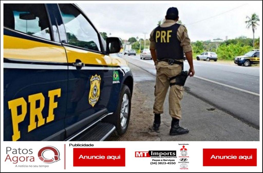 Operação Nossa Senhora Aparecida: PRF registra queda de acidentes e infrações no feriadão