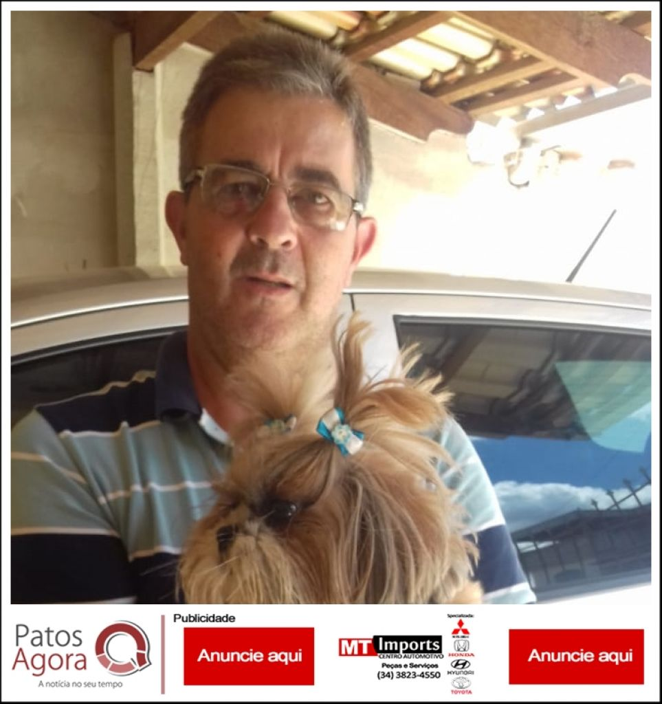 Família de Rio Paranaíba está à procura de homem que saiu de casa e desapareceu na segunda-feira