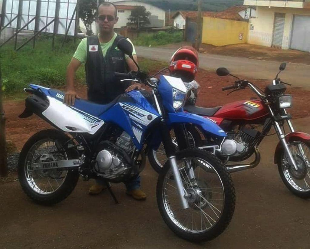 Motociclista de Tiros  morre em acidente com carro na LMG-764