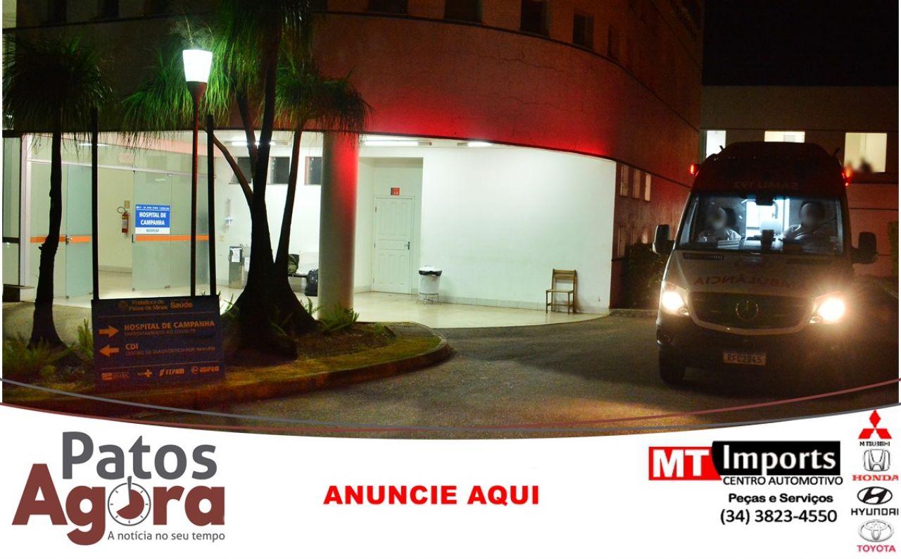 53 novos casos de COVID-19 são registrados em Patos de Minas; 40 pessoas foram tratados