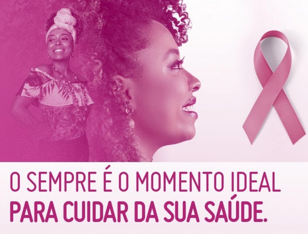 Prefeitura realiza campanhas em comemoração ao Outubro Rosa em diversas unidades de saúde