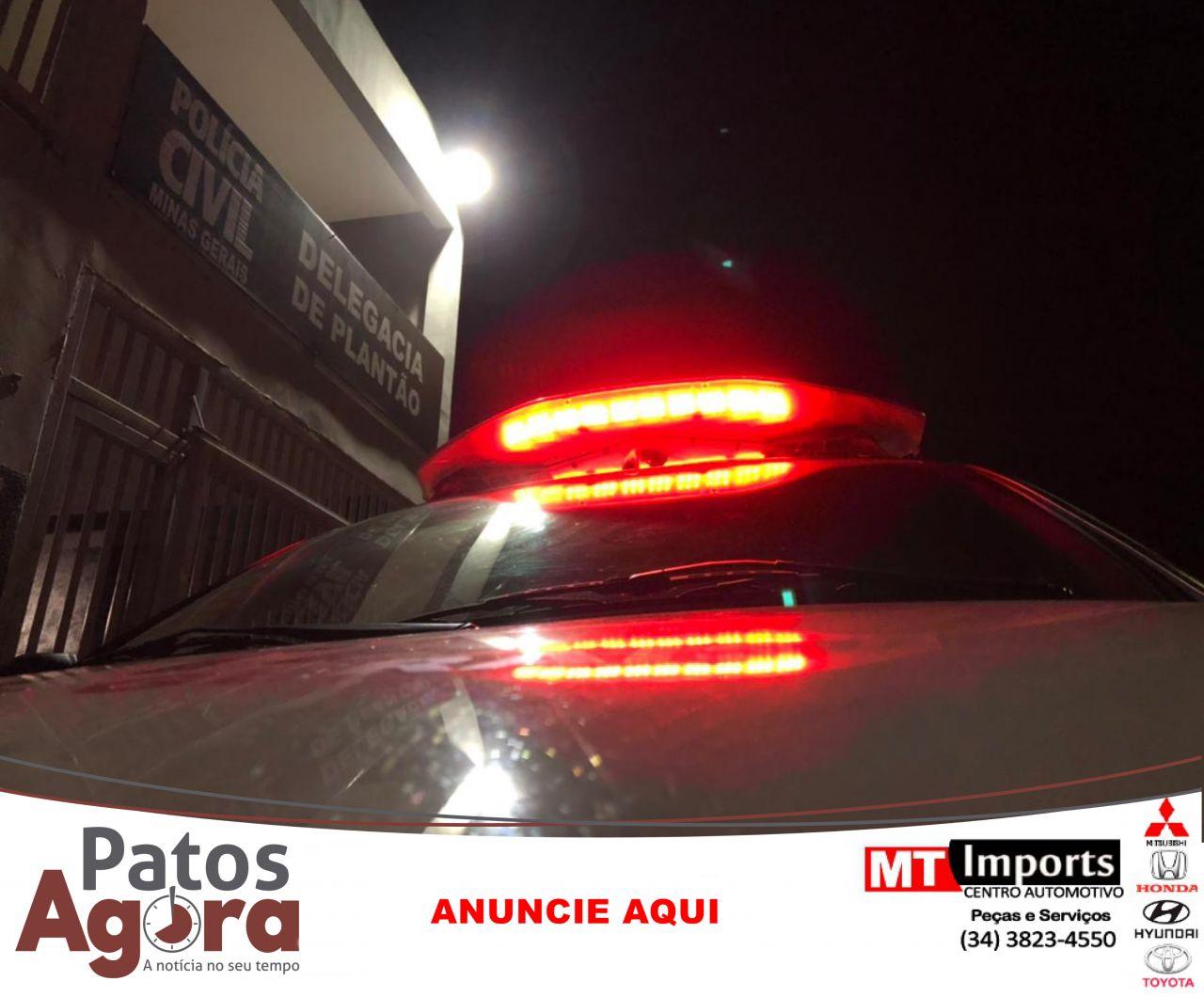 Festa de aniversário com cerca de 80 pessoas é fechada em Patos de Minas