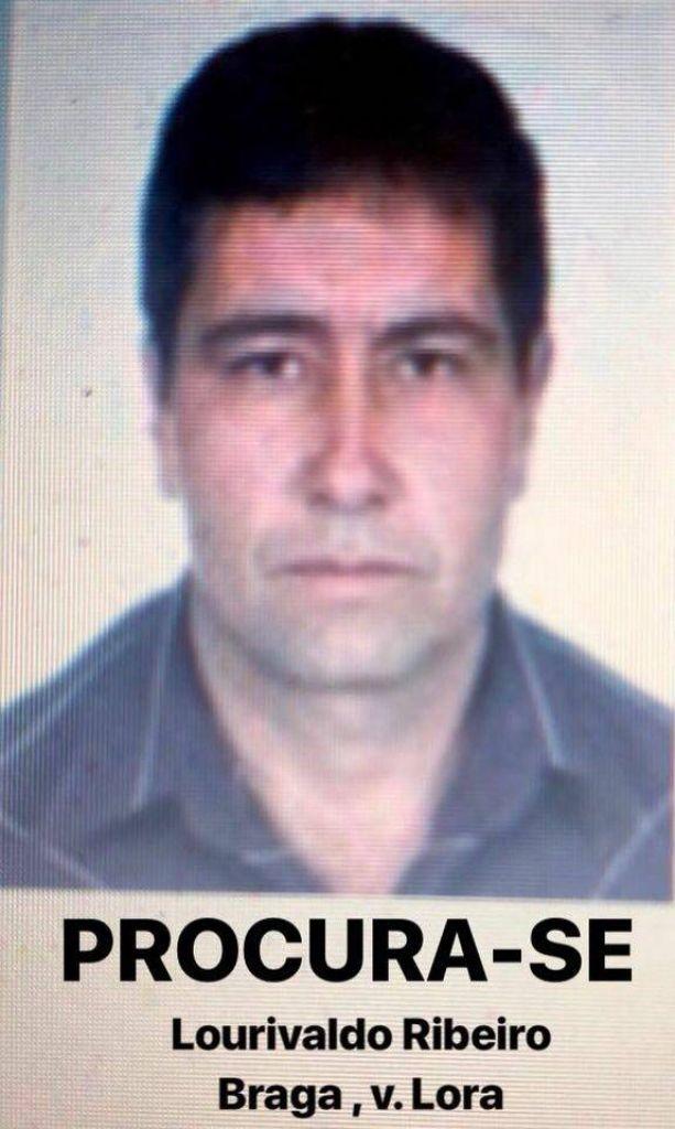Polícia procura, Lourivaldo Ribeiro Braga (52), acusado de matar jovem de 20 anos em Lagoa Formosa