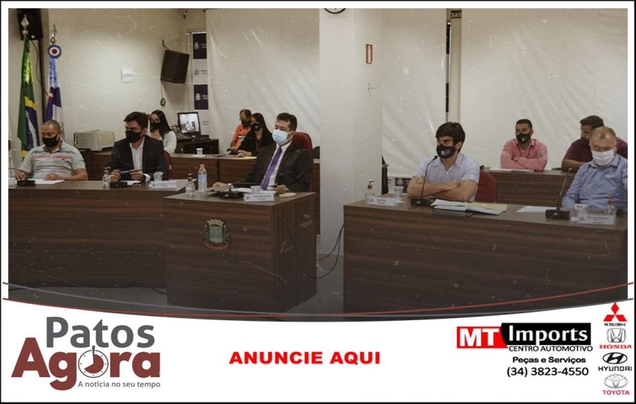 Câmara Municipal de Patos de Minas aprova auxílio emergencial para profissionais da cultura