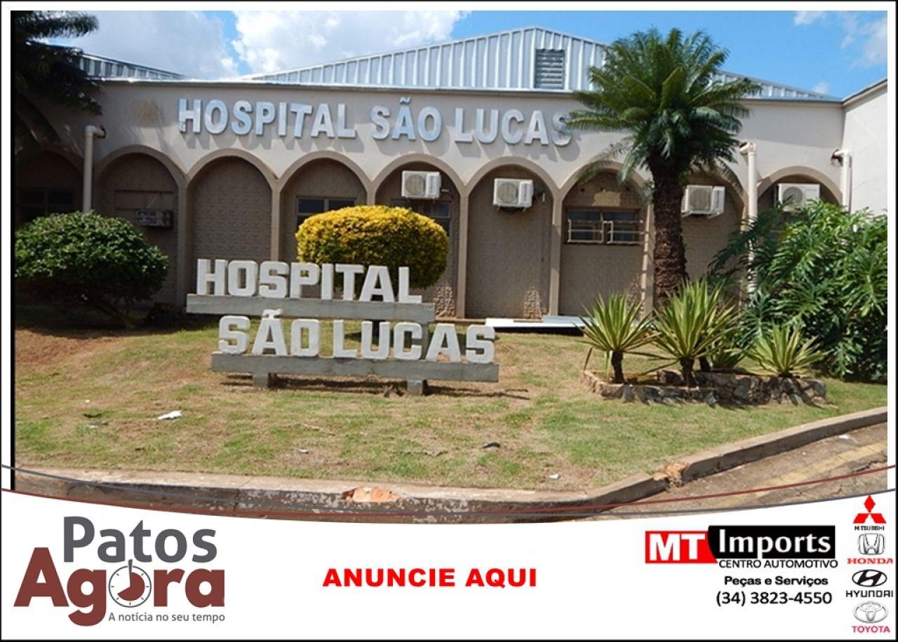 Hospital São Lucas divulga nota após homem morto ser encontrado na área externa do hospital