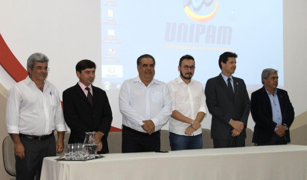 Núcleo de Apoio Contábil e Fiscal é instalado no UNIPAM