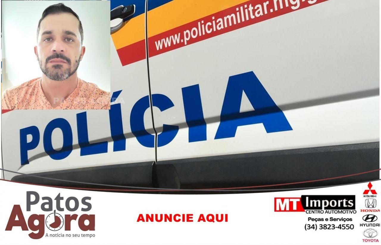 Homem que matou mulher com 11 facadas é encontrado morto em Patos de Minas