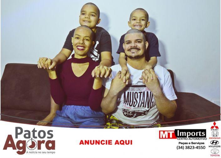 Por Amor!!! Pai e filhos surpreendem mãe