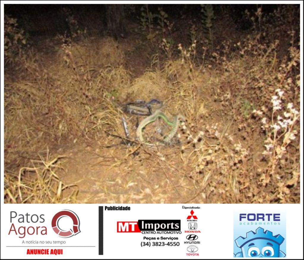 Ciclista de 21 anos morre atropelado na rodovia MG-235