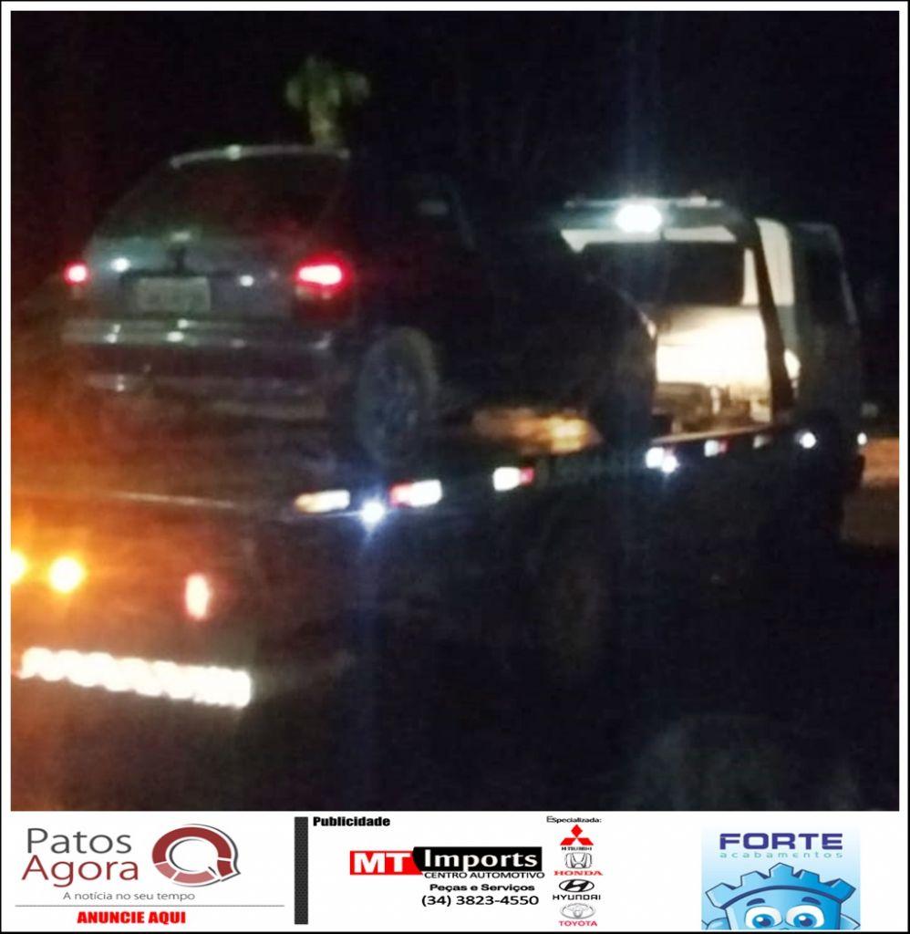 Condutor embriagado e inabilitado é preso durante abordagem na rodovia MG-190