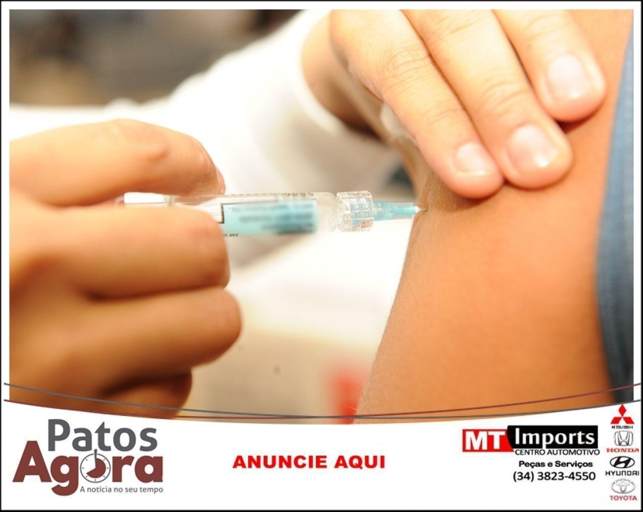 Covid-19: vacinação do público geral começa na próxima semana