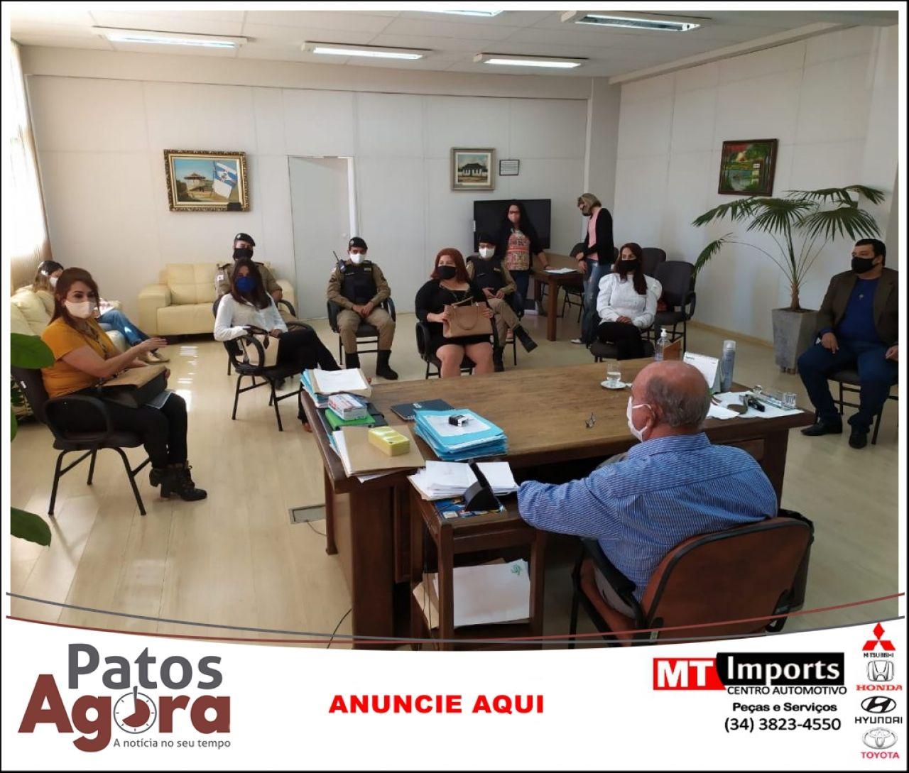 APP Salve Maria dá mais um importante passo para se efetivar em Patos de Minas