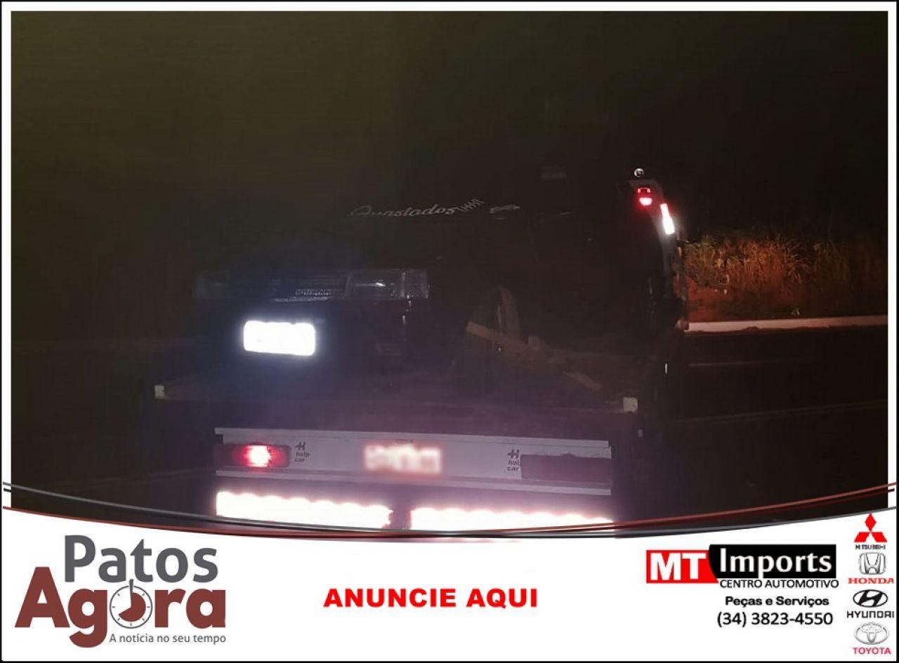 PM realiza batida policial em luau regado à drogas na estrada de Monjolinho de Minas