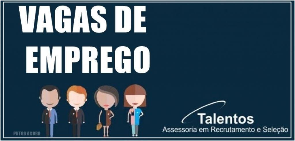 Vagas de Emprego para Patos de Minas e Região(12/09/2017)