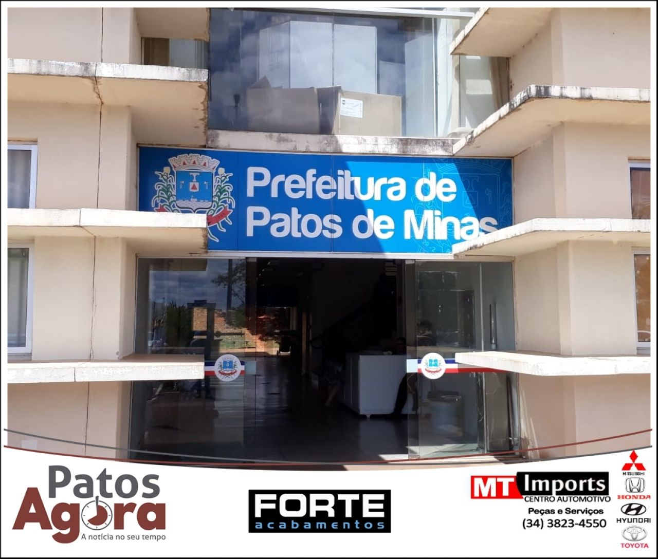 Covid-19: prefeitura solicita ao Comitê Extraordinário de MG reclassificação do município no Minas Consciente