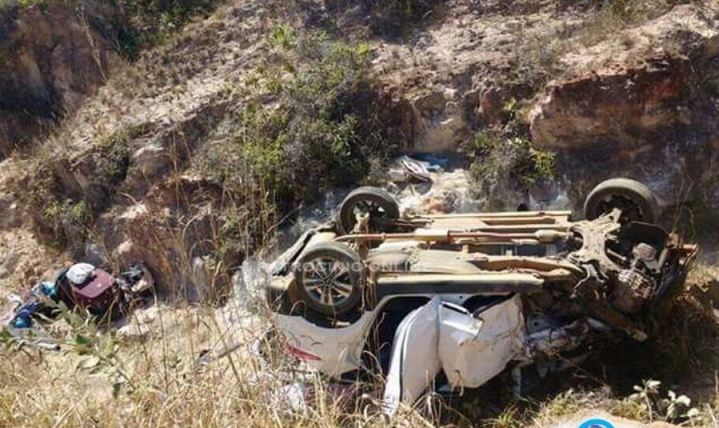 Grave acidente na MG 190 deixa feridos e três mortos