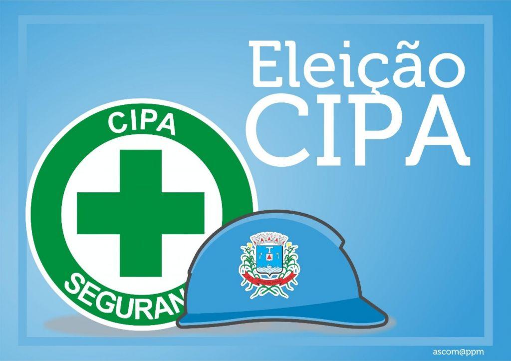 As inscrições para a composição da CIPA encerram-se nesta sexta-feira