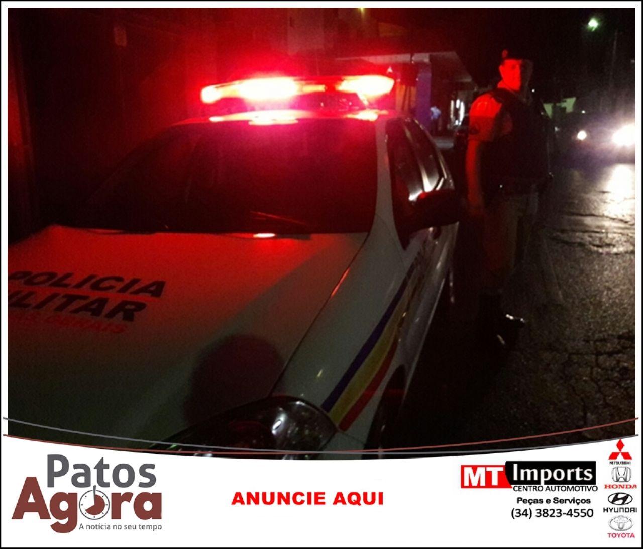 Mulher é vítima de assalto enquanto caminhava pela Rua Xande Cadete, em Lagoa Formosa