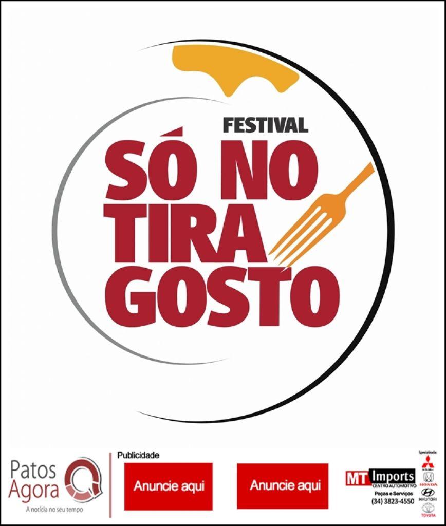 Festival Só no Tira-Gosto será temático e com preços que cabem no bolso