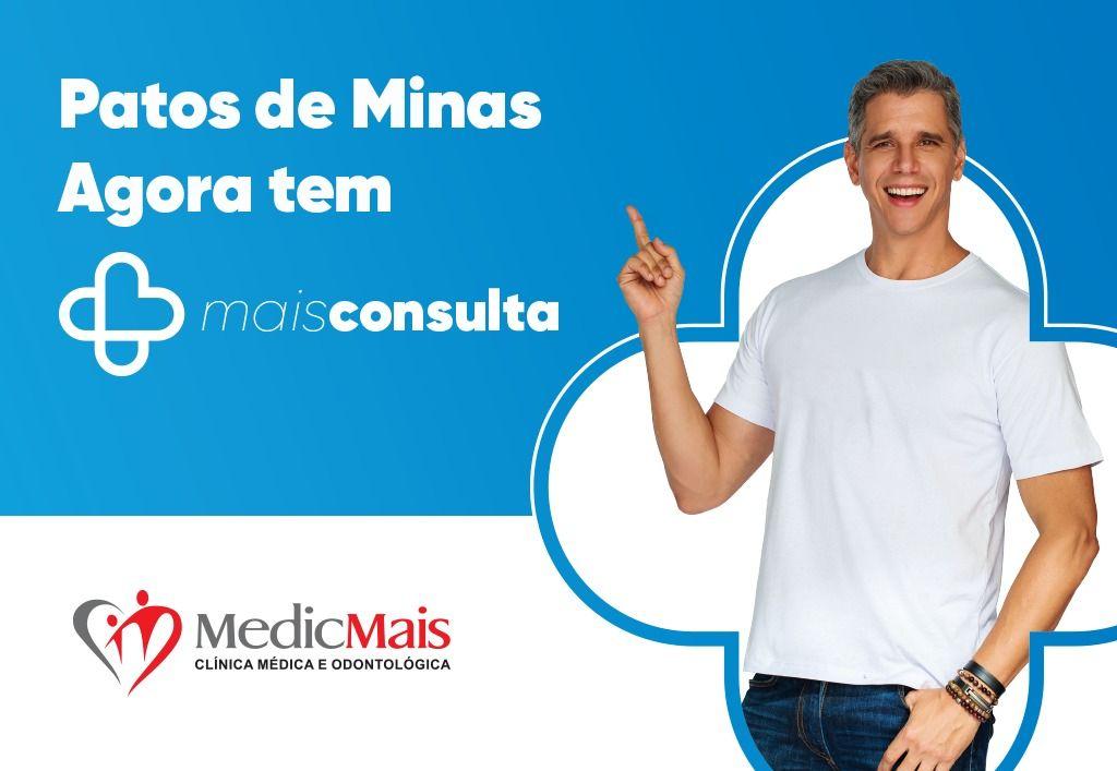 Clínica MedicMais lança Programa de Consultas Médicas; cliente consulta o ano todo por valores bem acessíveis
