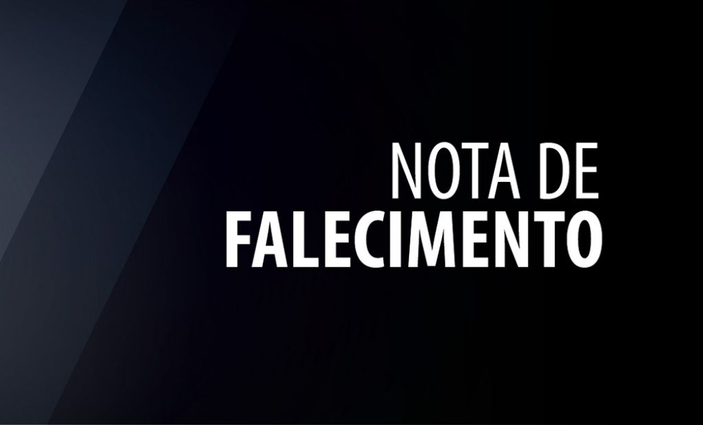 Nota de Falecimento: Funerária Bom Pastor - 15/05/2019