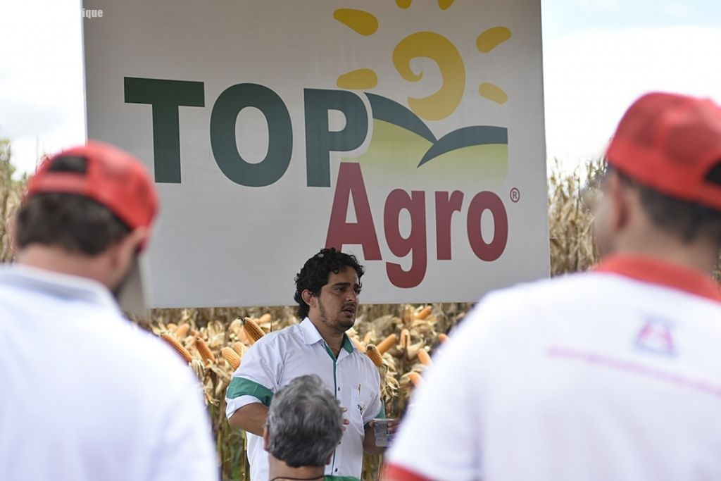 2º Dia de Campo Top Agro é realizado para produtores rurais de Lagoa Formosa e região