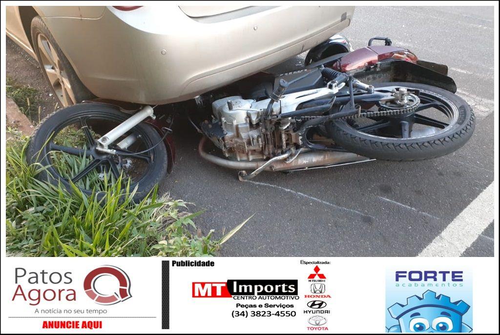 Motorista que provocou acidente e fugiu sem prestar socorro, retorna para prestar esclarecimentos
